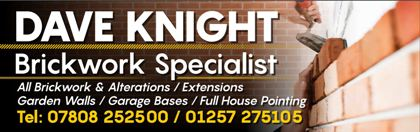 Dave Knight Brickwork
