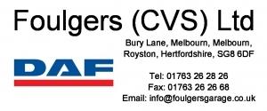 Foulgers (CVS) Ltd