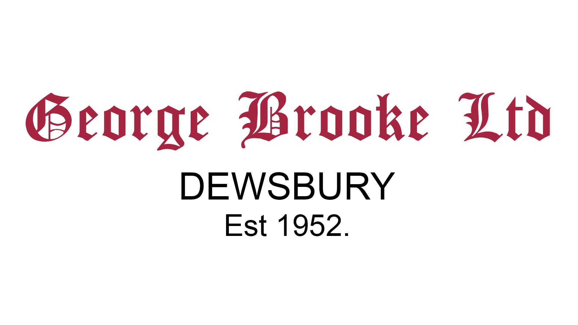 George Brook Ltd Dewsbury