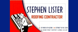 Stephen Lister Roofing Contractor