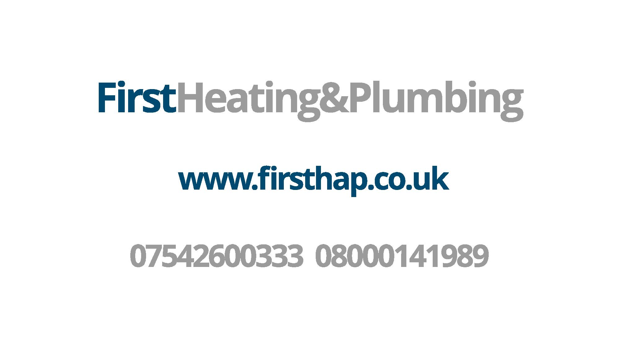 First Heating & Plumbing