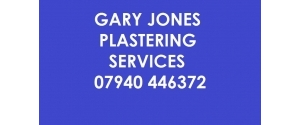 Gary Jones Plastering Services