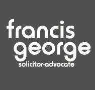 Francis George Solicitor Advoc