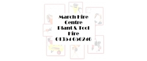 March Hire Centre