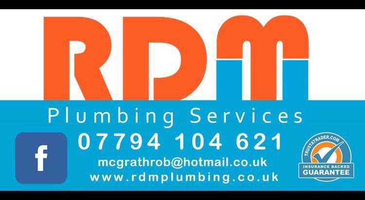 RDM PLUMBING SERVICES