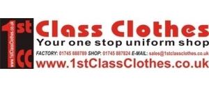 1st Class Clothes