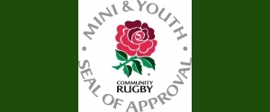 Mini &amp; Youth RFU Seal of Approval
