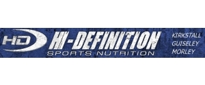 Hi-Definition Sports Nutrition