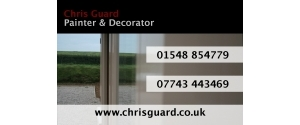 Chris Guard Painter & Decorator