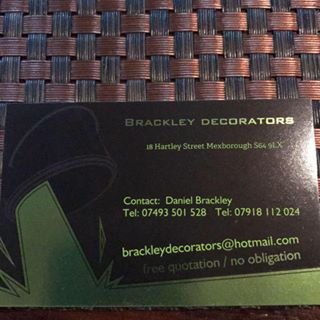 Brackley Decorators Ltd