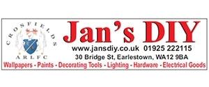 Jan's DIY
