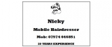 Nicki Stiddard - Mobile Hairdresser