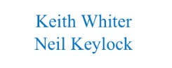 Keith whiter / neil keylock