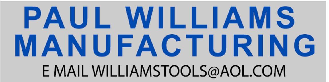 Paul Williams Manufacturing