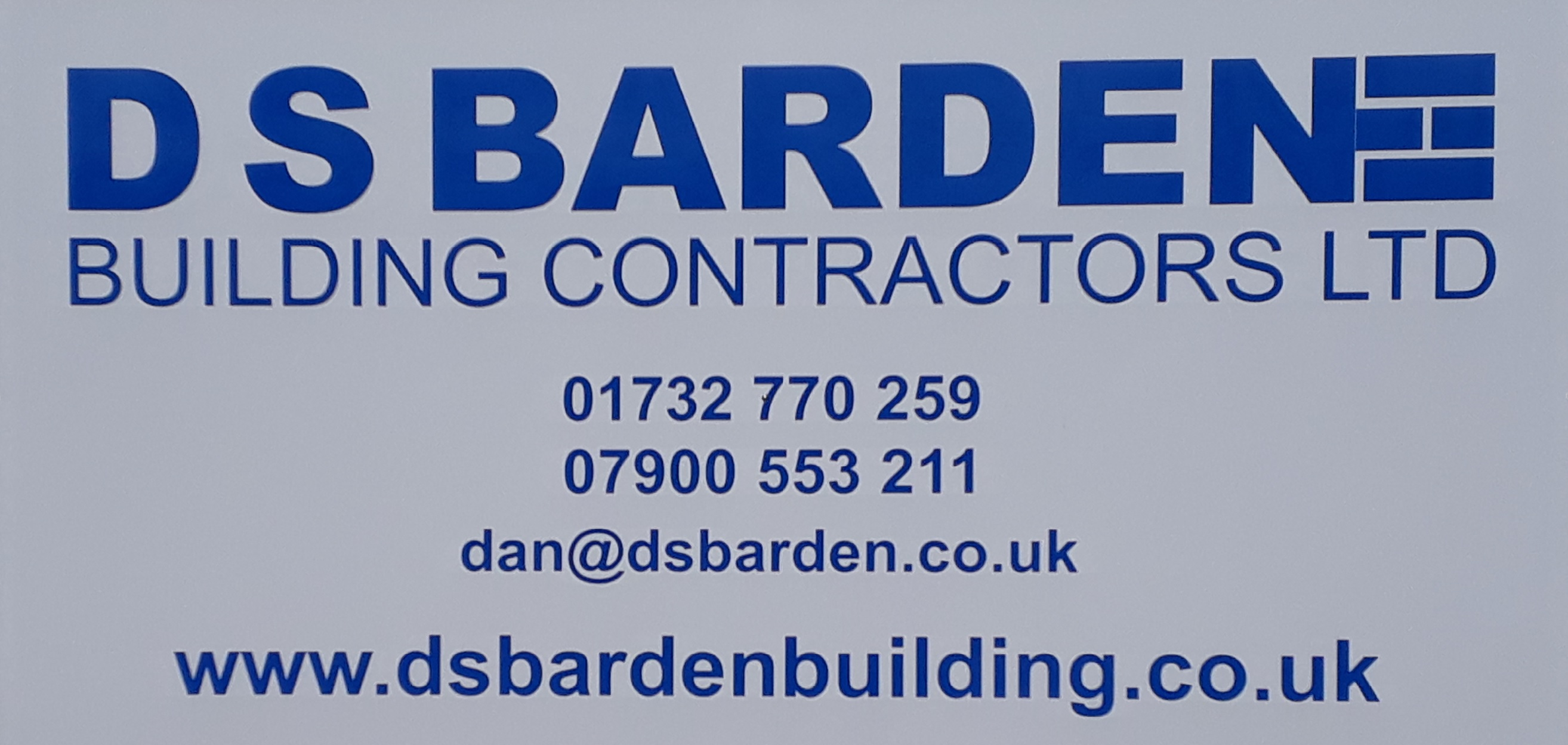 D.S. Barden Building Contractors Ltd.