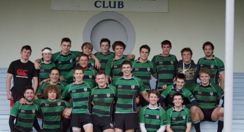 Stirling University RFC banner image 2