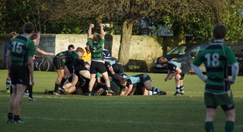 Stirling University RFC banner image 6