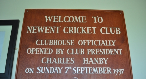 Newent Cricket Club banner image 1