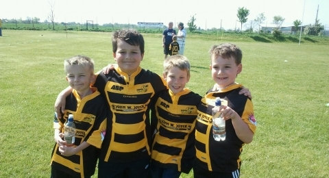 Immingham Wasps Junior Rugby Club banner image 3