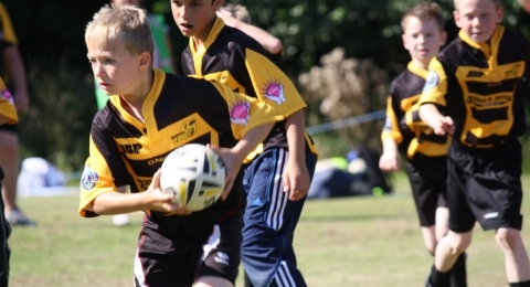 Immingham Wasps Junior Rugby Club banner image 9