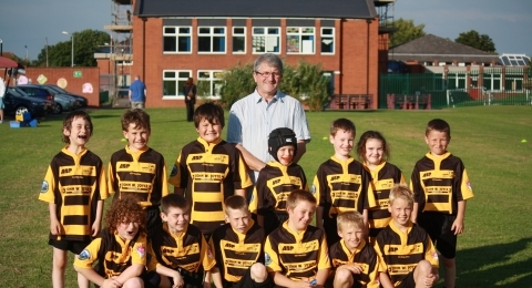 Immingham Wasps Junior Rugby Club banner image 5