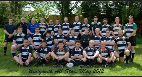 Bridgnorth Rugby Club banner image 9
