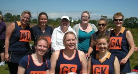 Guildford Netball Club banner image 1