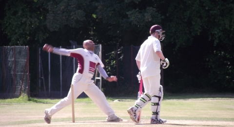 Renfrew Cricket Club banner image 2