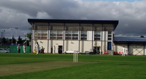 Renfrew Cricket Club banner image 4