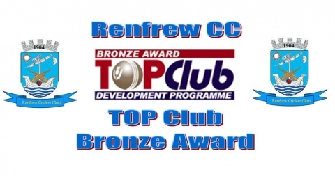 Renfrew Cricket Club banner image 1