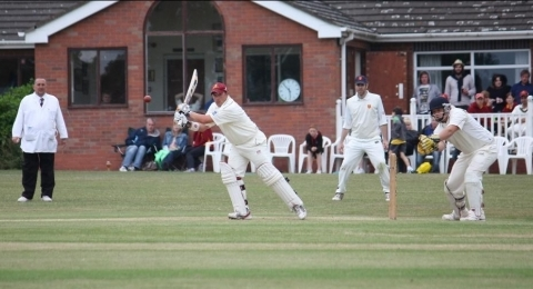 Fillongley Cricket Club banner image 5