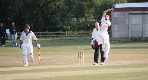 Fillongley Cricket Club banner image 10