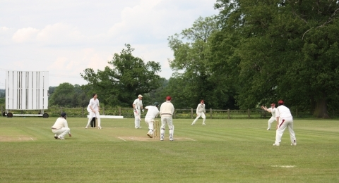 Fillongley Cricket Club banner image 2