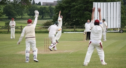 Fillongley Cricket Club banner image 7