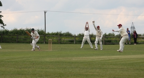 Fillongley Cricket Club banner image 4