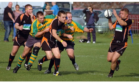 Uttoxeter Rugby Club banner image 7
