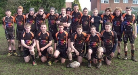 Uttoxeter Rugby Club banner image 9