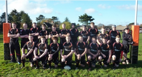Uttoxeter Rugby Club banner image 3