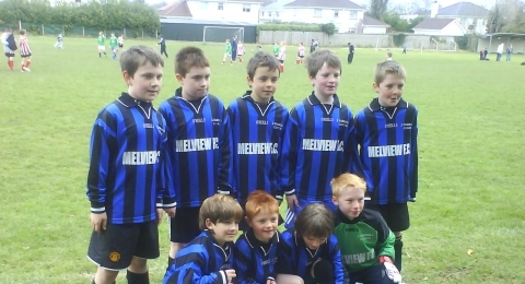 Melview Football Club banner image 2