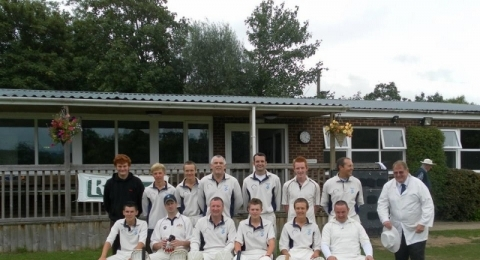 Ottery St Mary Cricket Club banner image 3