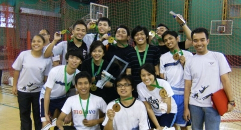 UP Floorball Club banner image 7
