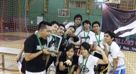 UP Floorball Club banner image 2
