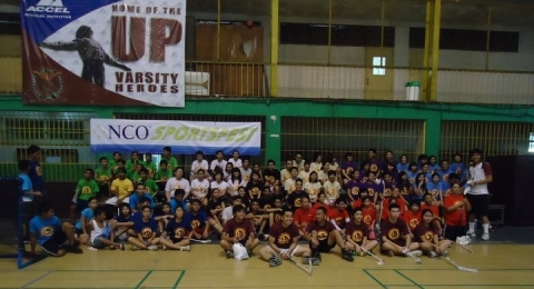 UP Floorball Club banner image 10
