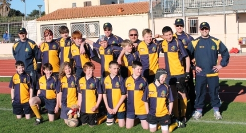 Strathaven Rugby Football Club banner image 2