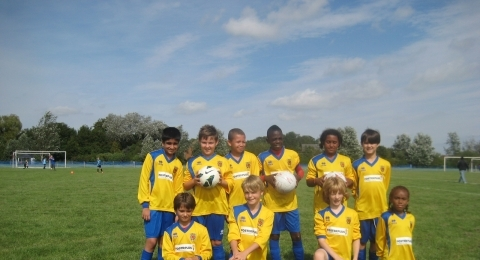 The Home of Ampthill Town Youth FC banner image 10