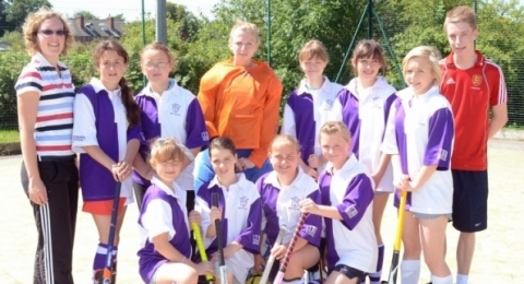 Selby Hockey Club banner image 2