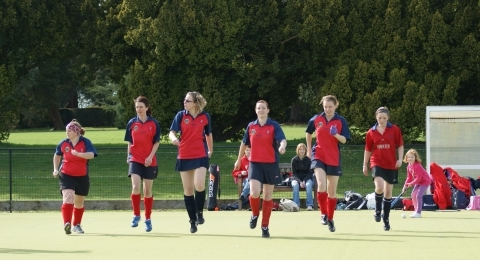 Selby Hockey Club banner image 1
