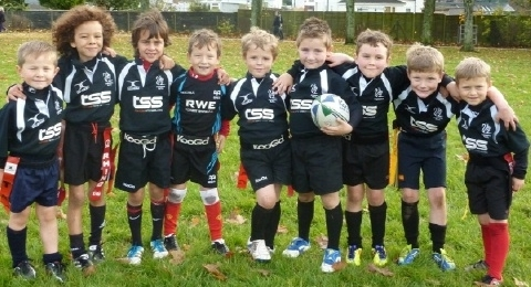 Rhiwbina RFC - The Squirrels! banner image 4