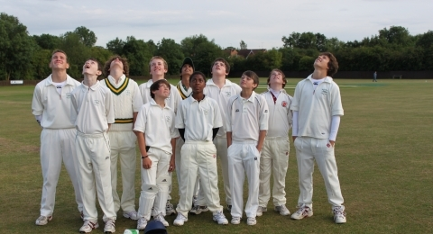 Barrow Town CC Youth Teams banner image 1