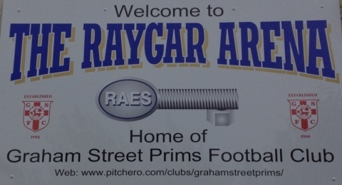 Graham Street Prims FC banner image 7
